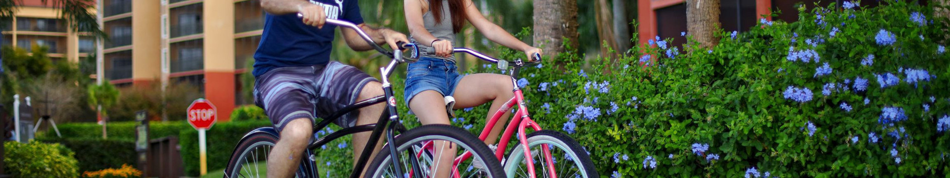 Hotel Bicycle Rental | Rent a Bike at Our Orlando Resort | Westgate Lakes Resort & Spa