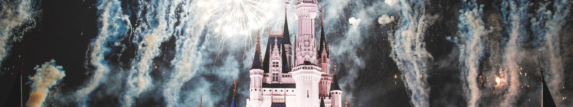 Disney Castle - Westgate Resorts