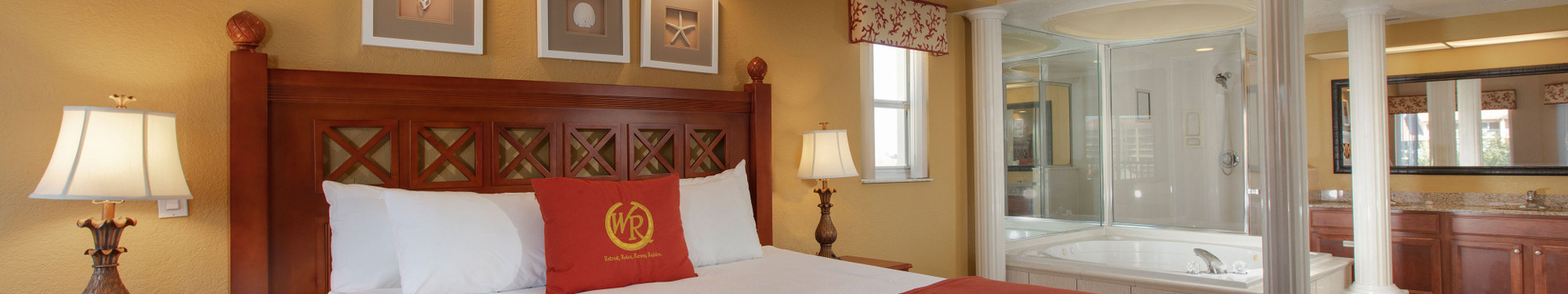 Kissimmee Hotel Accommodations Near Disney | Interior of Villa