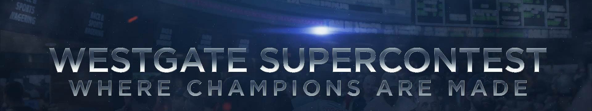 Supercontest Weekly Card at our Las Vegas Hotel and Casino | SuperContest Logo