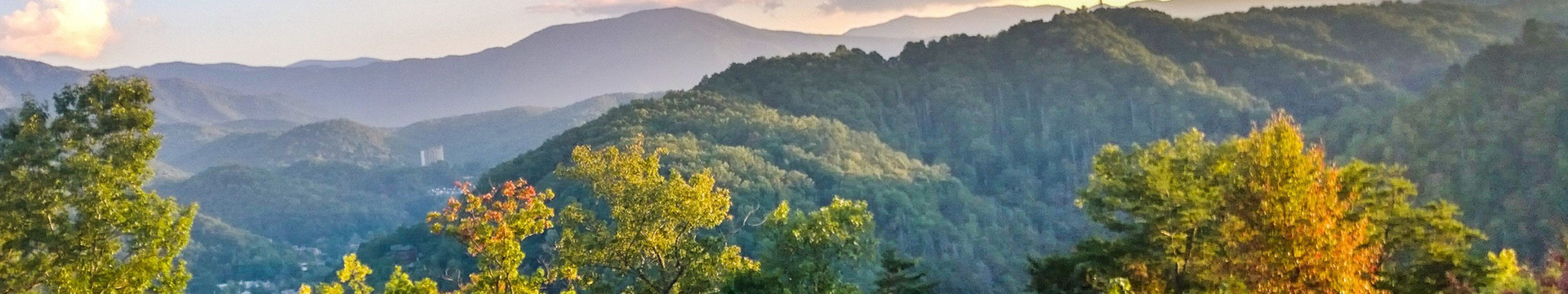 Gatlinburg Resort near the Smoky Mountains | Mountain View