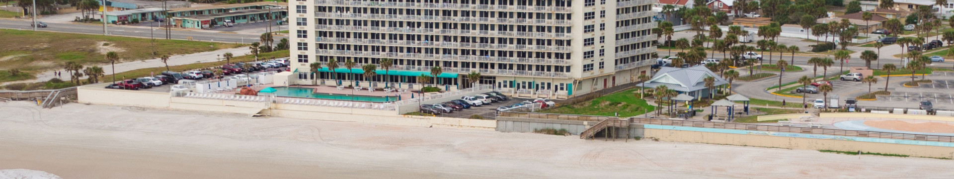 Daytona Beach Hotel Deals - Harbour Beach Resort Daytona Beach Florida