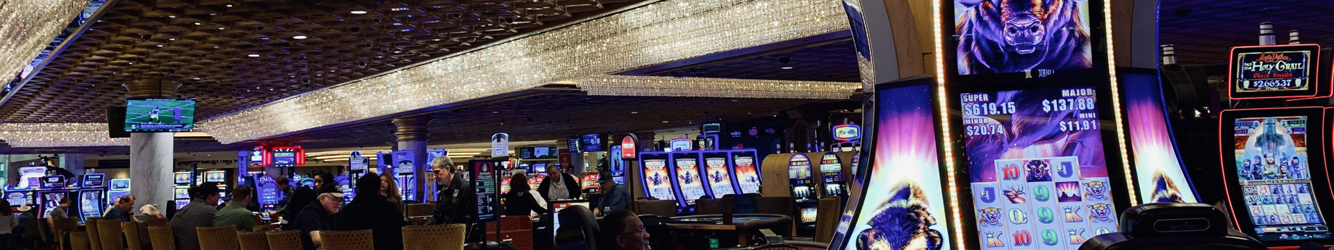 Win Big at the Sir Winston Tailgate $40,000 Slot Tournament January 24-26, 2020 at the Westgate Las Vegas Resort & Casino