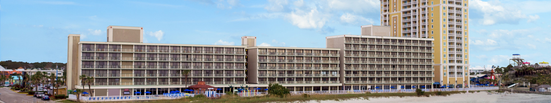 Learn About our Oceanfront Hotel in Myrtle Beach, SC | Westgate Myrtle Beach Oceanfront Resort