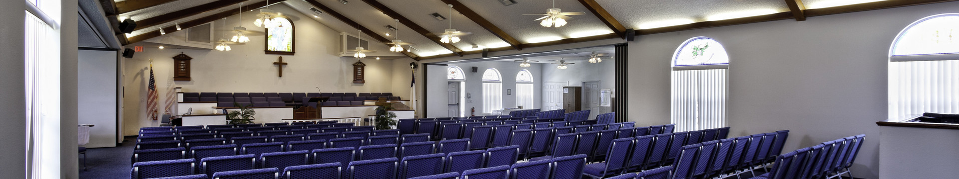 Church Retreats In Orlando - Inside of a Church