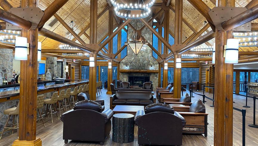 Lobby - Westgate Smoky Mountain Resort