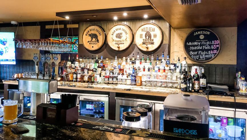 Southern Comfort Lobby Bar - Westgate Smoky Mountain Resort