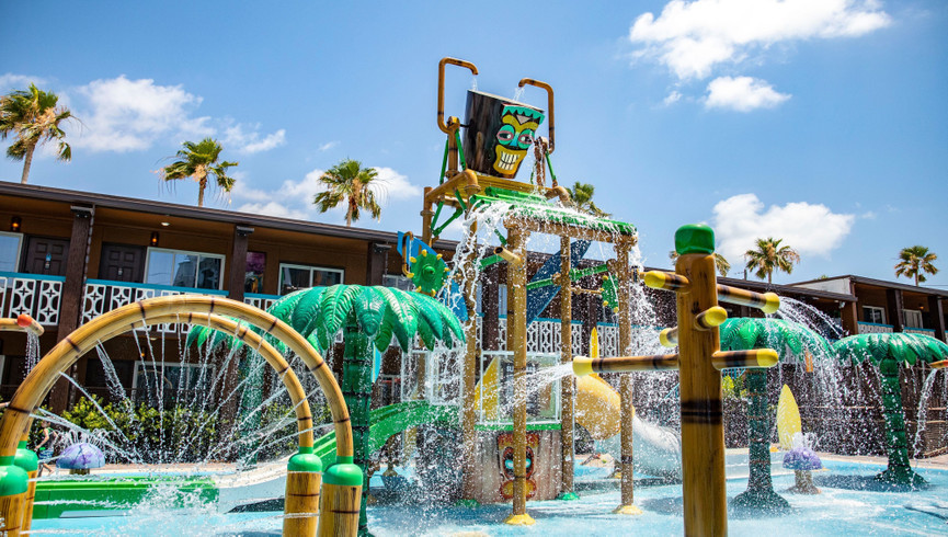Water Park At Westgate Cocoa Beach Resort