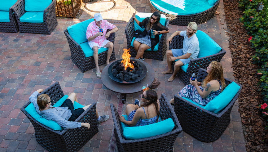 Makua Lanai Adult Relaxation Zone | Westgate Cocoa Beach Resort