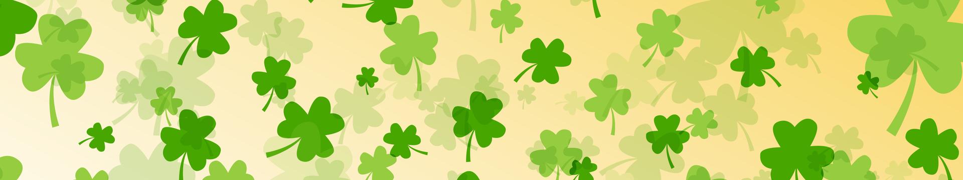 St. Patrick's Day shamrock - Westgate Resorts