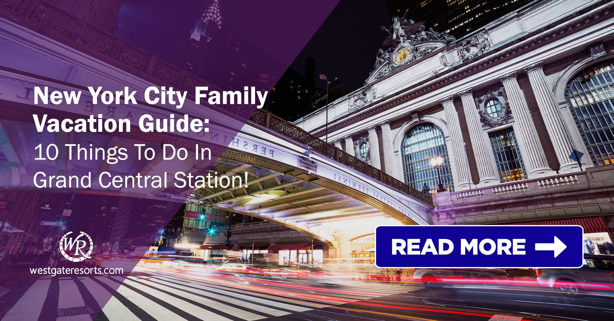 10 Things To Do In Grand Central Station | New York City Family Vacations
