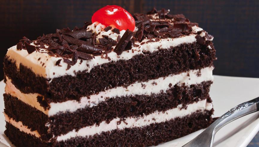Black Forest Cake at Wild Bear Tavern | Wild Bear Inn
