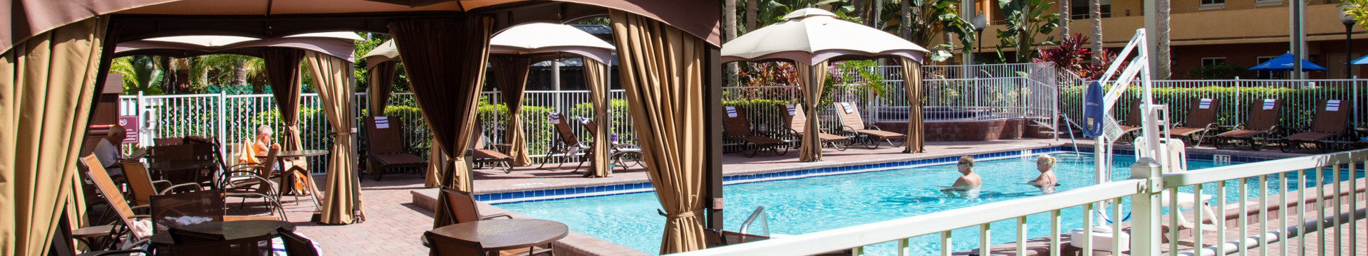 Activities at our Orlando hotel near Sea World | Fun at the Pool