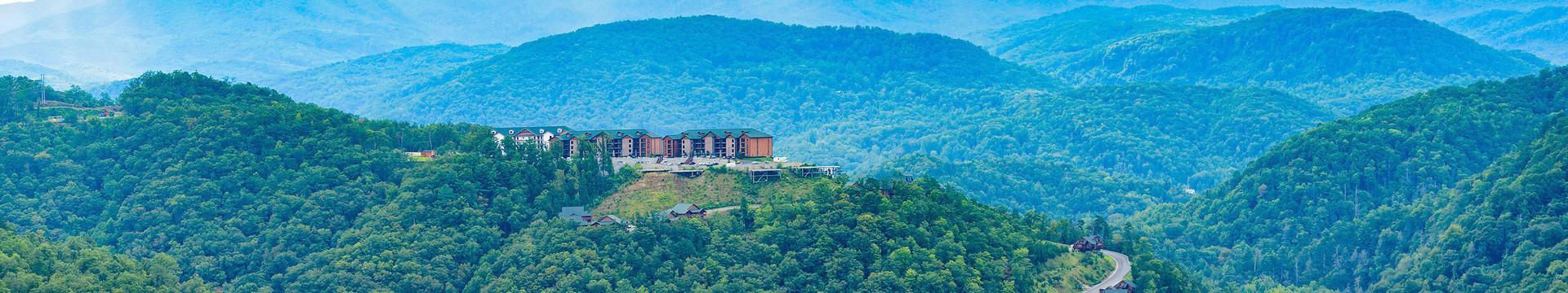 Gatlinburg Resort near the Smoky Mountains | Mountain View