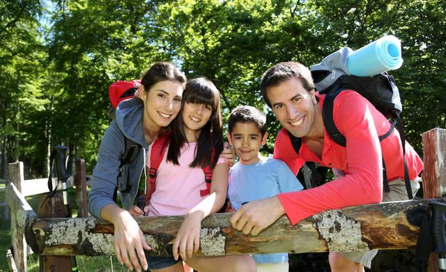 Family Hiking | Wild Bear Inn