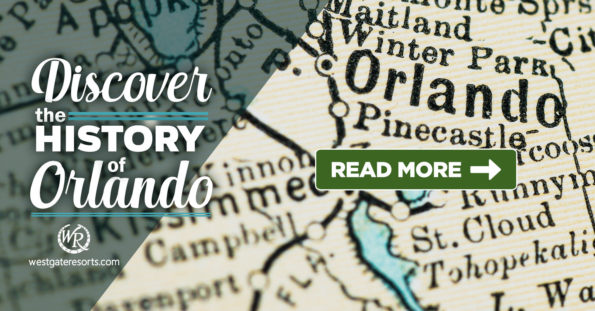 Discover the History of Orlando Florida