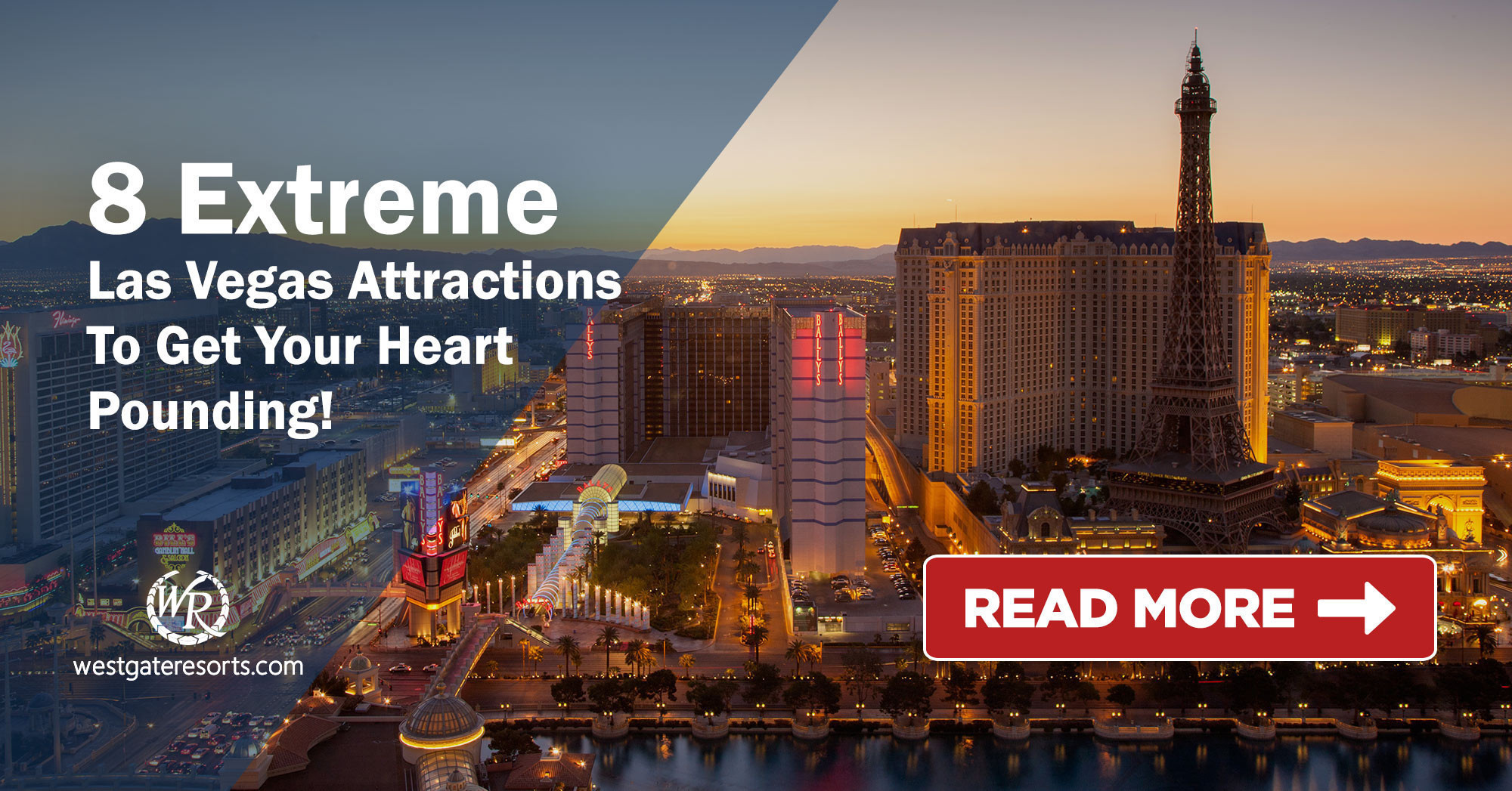 Extreme Las Vegas Attractions | Things to do in Las Vegas for couples