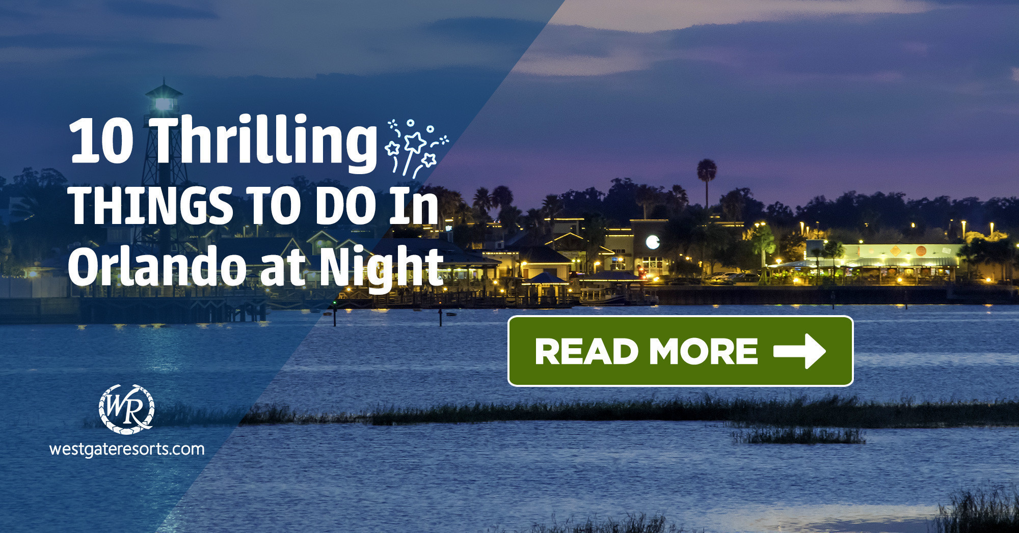 10 Things to Do in Orlando at Night!