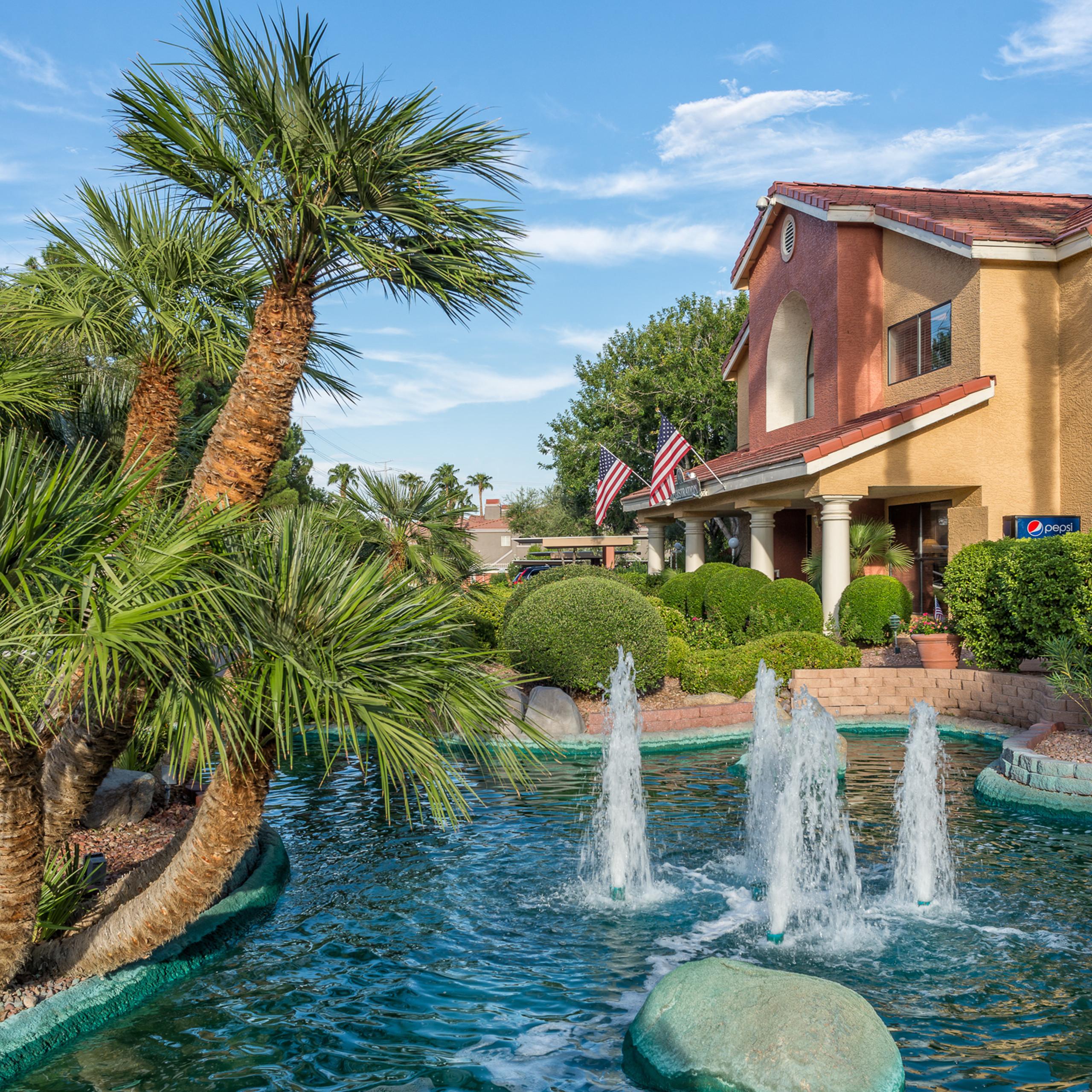 Las Vegas Hotel Discounts - Westgate Flamingo Bay Las Vegas