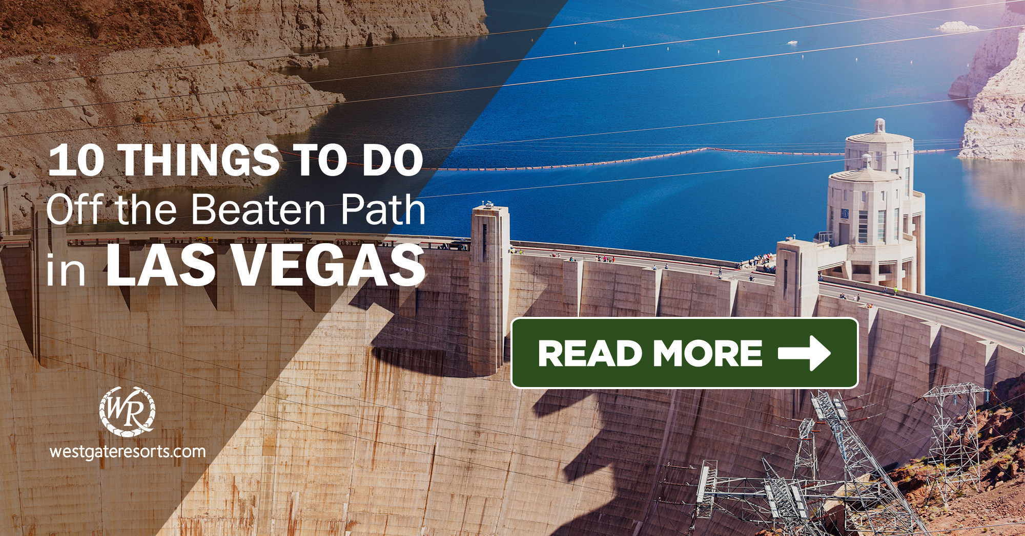 Off the Beaten Path in Las Vegas | Westgate Resorts Travel Blog