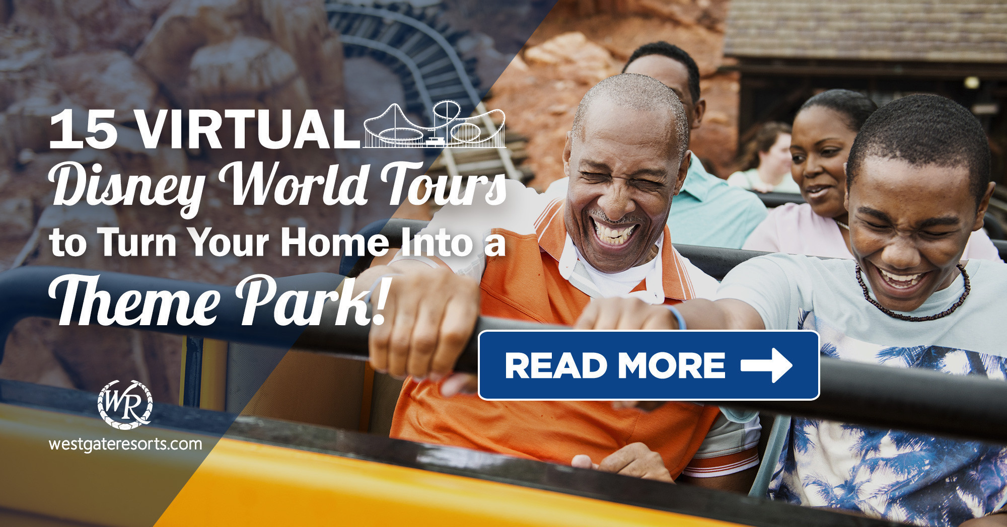 15 Virtual Disney World Tours to Turn Your Home Into a Theme Park!