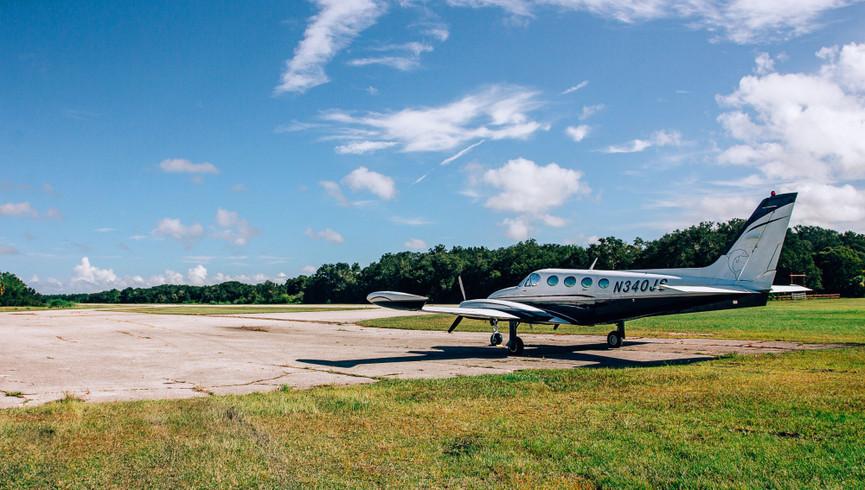 Dude Ranch in Florida | Private Air Strip