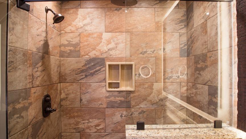 Gatlinburg Resort near the Smoky Mountains | Bathroom