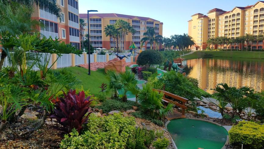 Miniature Golf in Kissimmee Resort | Westgate Town Center Resort & Spa | Westgate Resorts
