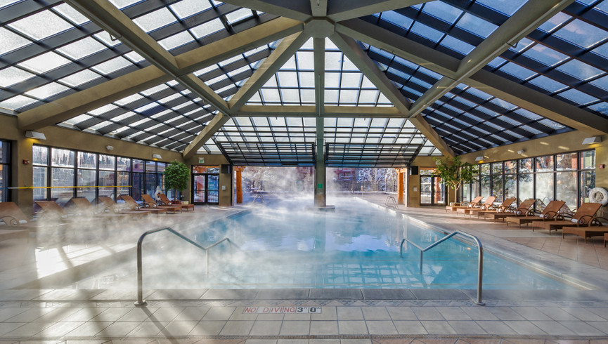 Whatever the season, you've got a reason to bring your bathing suit to Westgate Park City Resort & Spa, with indoor/outdoor heated pool, 2 indoor pools & 2 spa tubs.