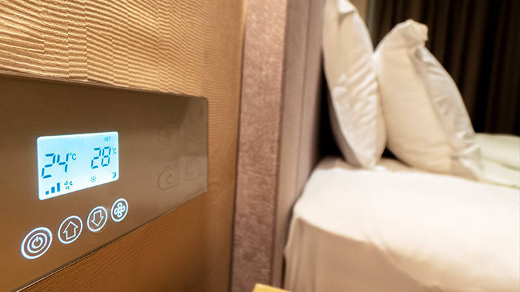 Air & Climate Controls - Stay Safe with Cleaner Hotel Rooms