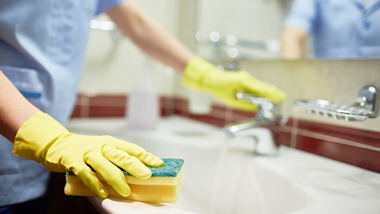 Bathroom Cleanliness - Stay Safe with Cleaner Hotel Rooms