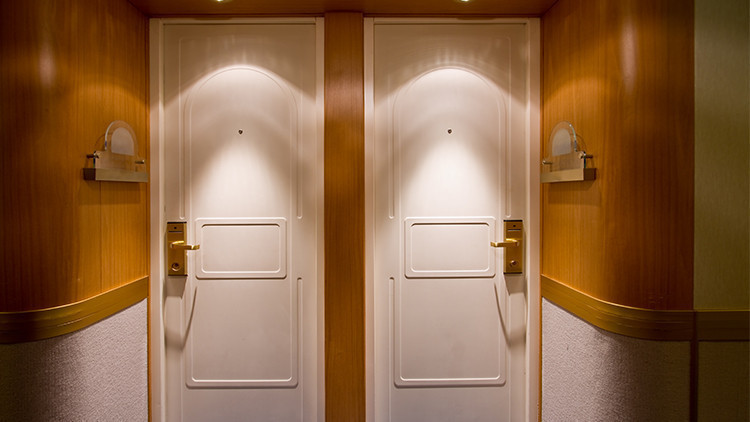 Doorways - Stay Safe with Cleaner Hotel Rooms