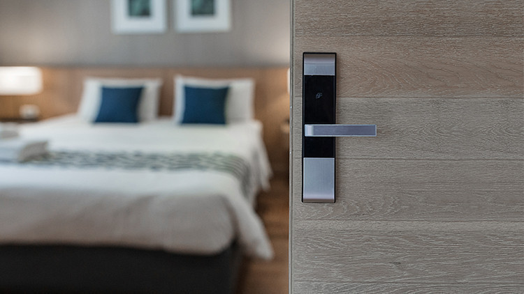 Handles - Stay Safe with Cleaner Hotel Rooms