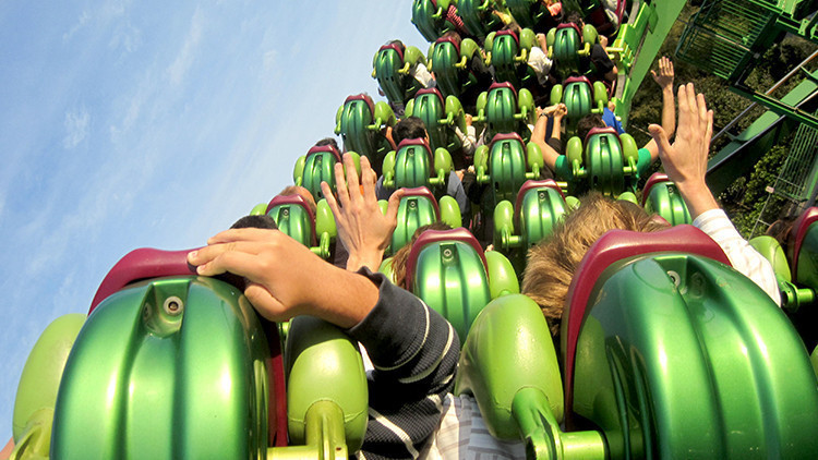 Orlando Theme Park Capital - The Best Places To Vacation With College Students