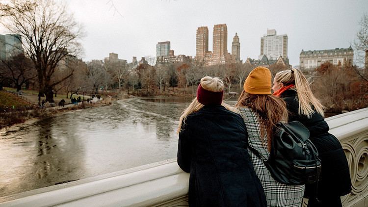 New York Urban Adventures - The Best Places To Vacation With College Students