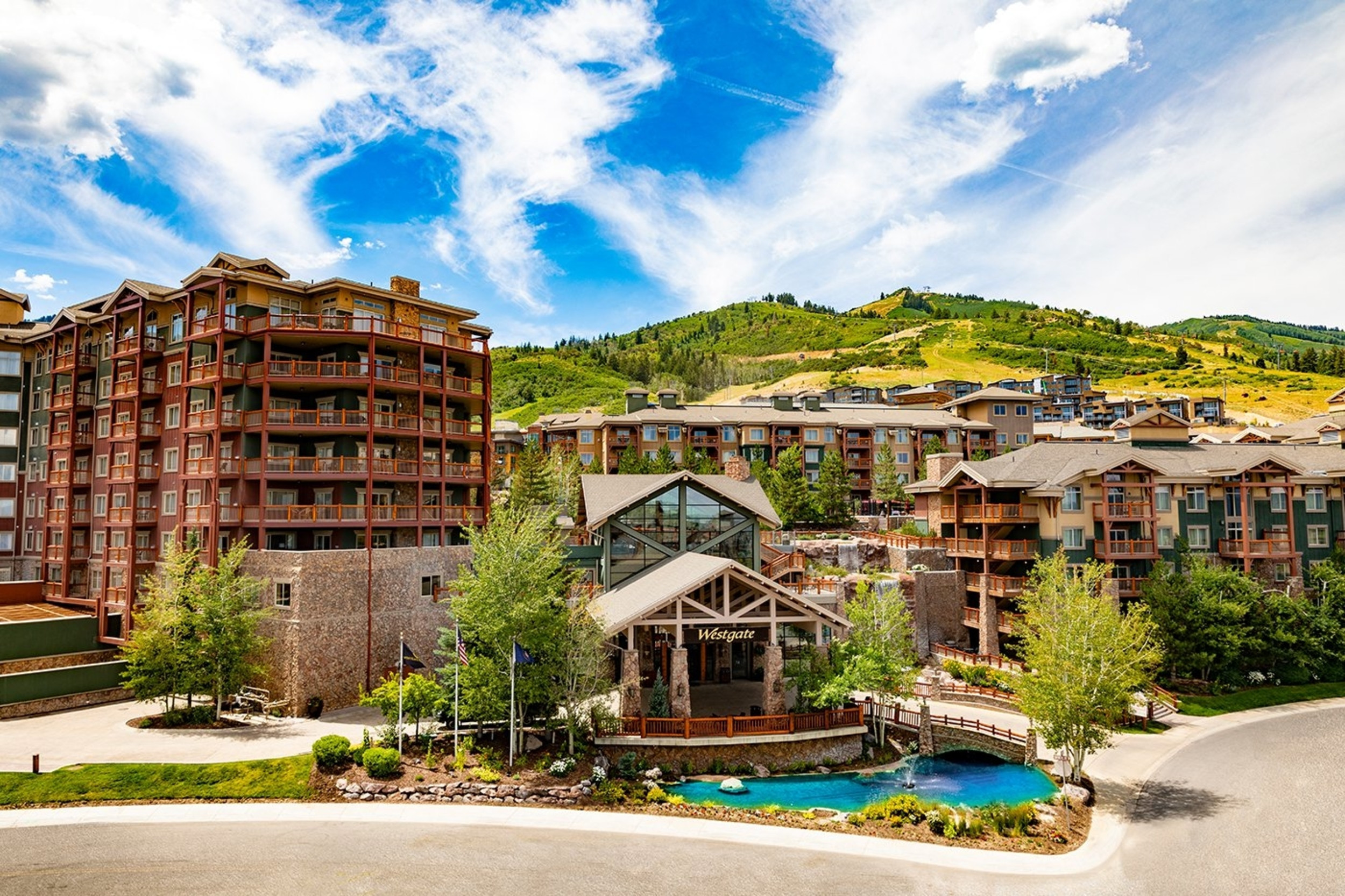 Exterior of our Resort in Park City, Utah | Westgate Park City Resort & Spa | Westgate Resorts