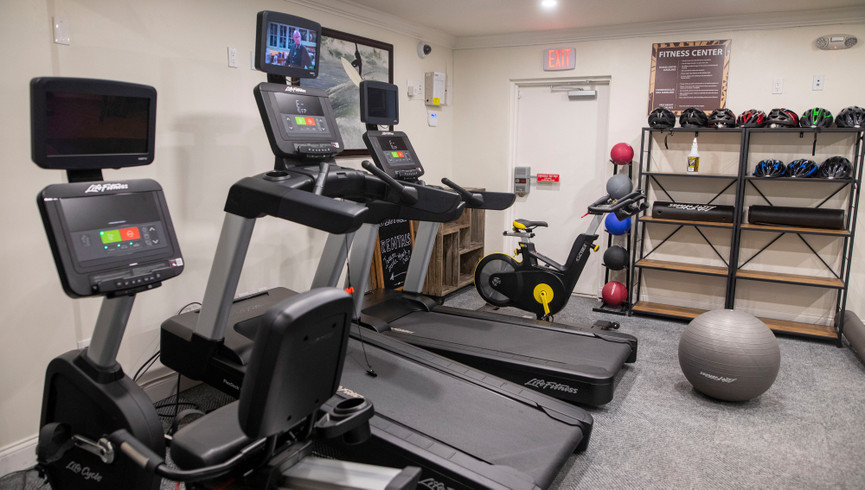 Fitness Center at the Westgate Coca Beach Resort