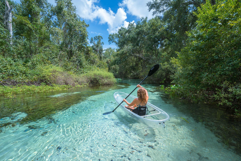 Rock Springs - Best Places to Kayak in Florida