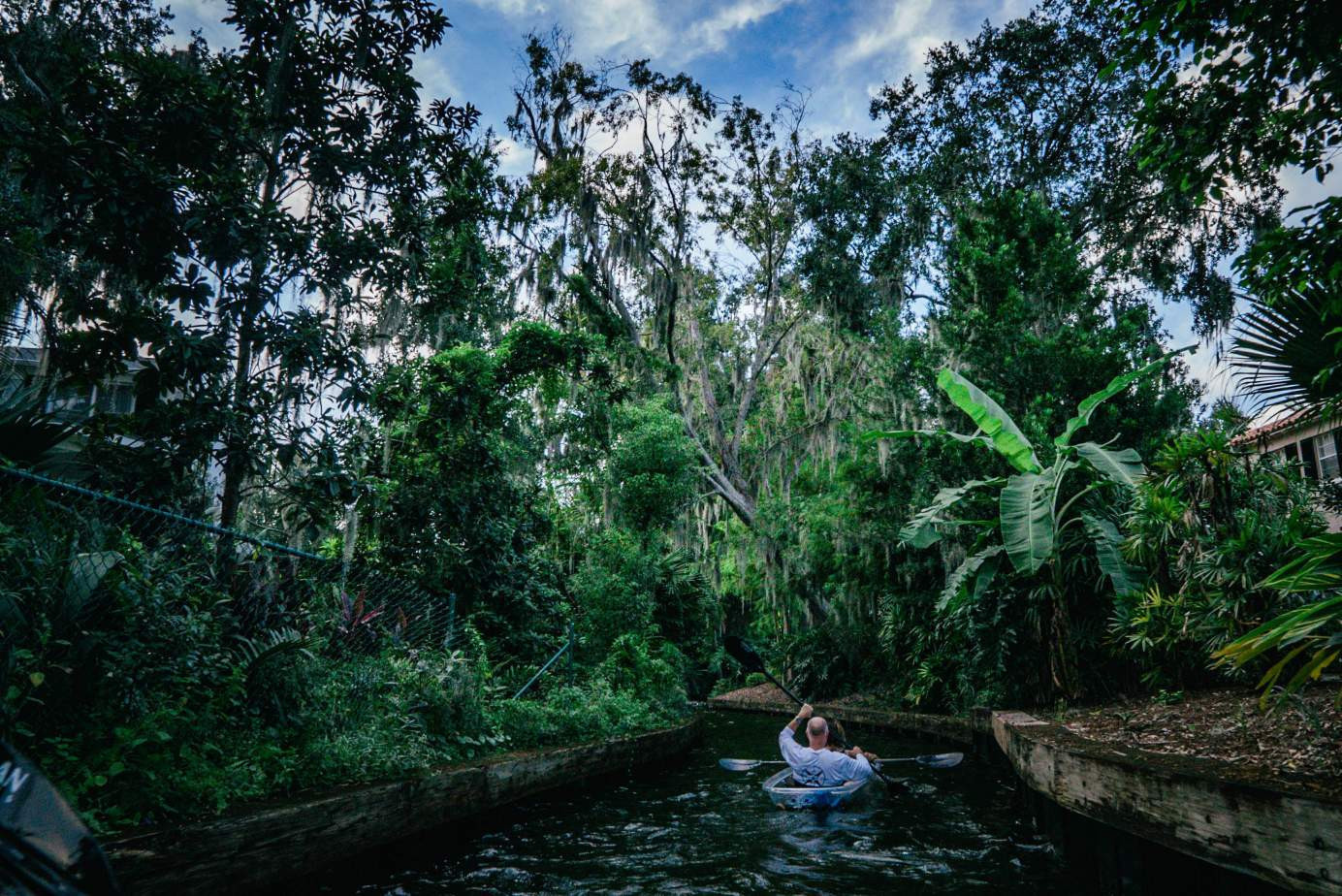 Winter Park - Best Places to Kayak in Florida