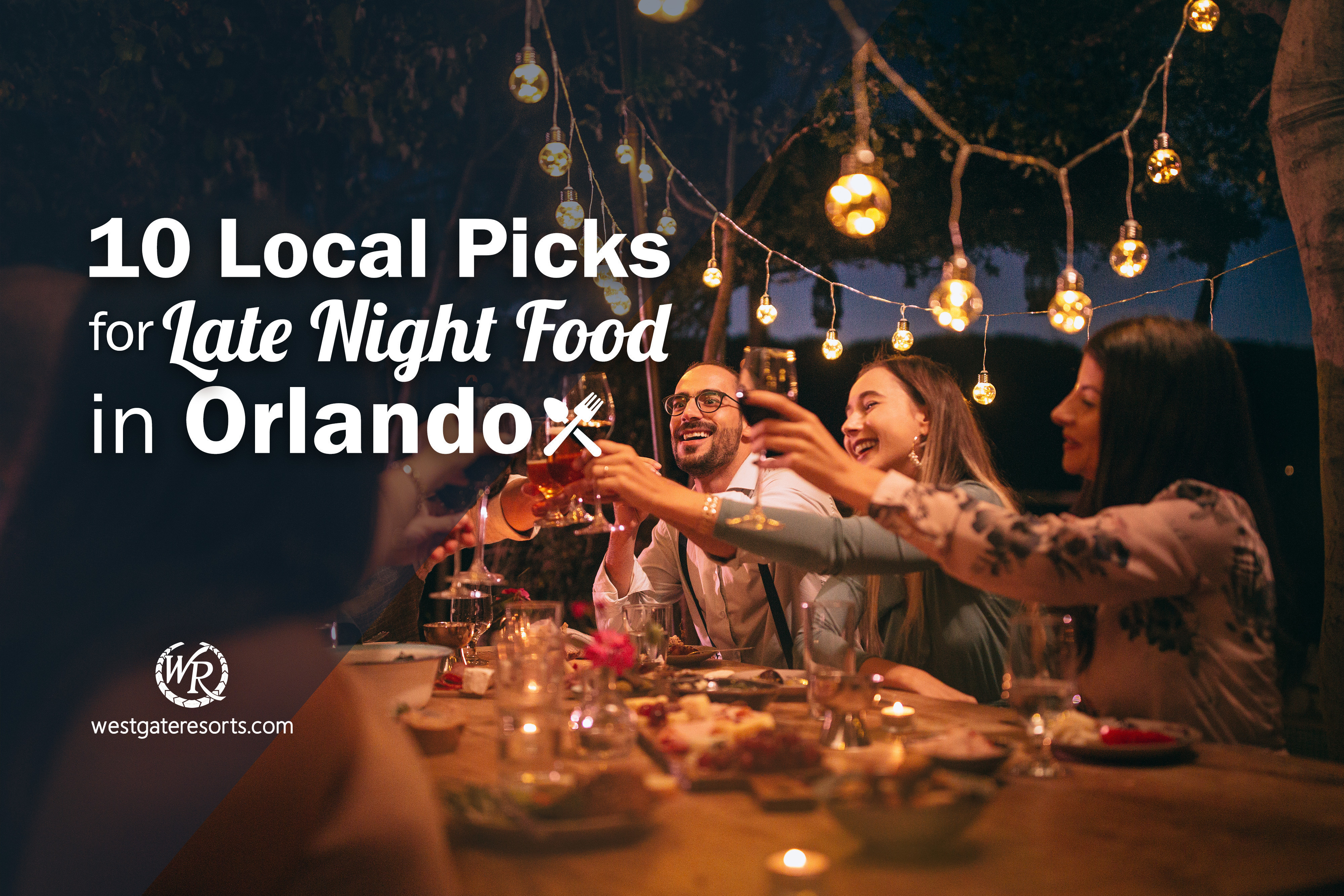 10 Local Picks for Late Night Food in Orlando