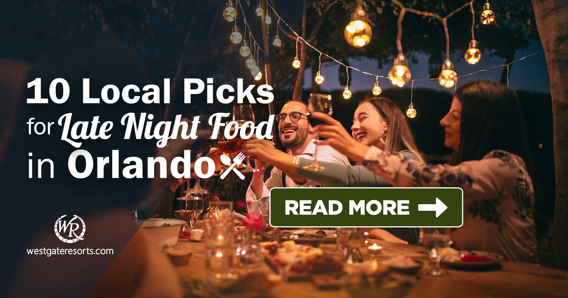 10 Local Picks for Late Night Food in Orlando | Westgate Travel Blog