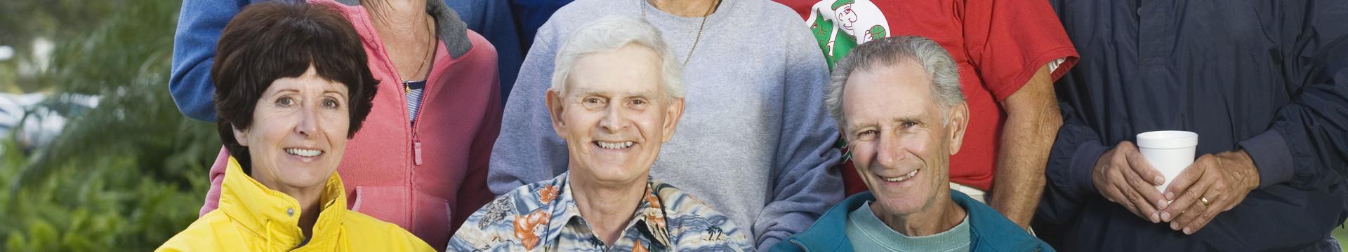 Senior Travel Rates In Branson Missouri - Group of senior citizens