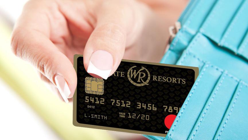 Westgate Resorts Rewards MasterCard
