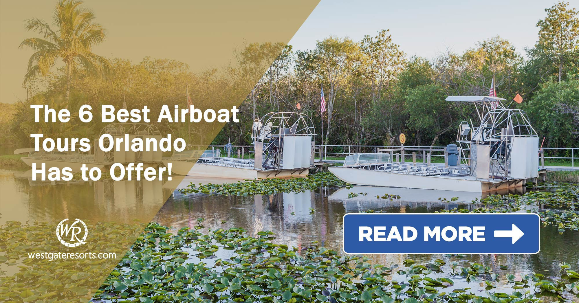 The 6 Best Airboat Tours Orlando Has to Offer!