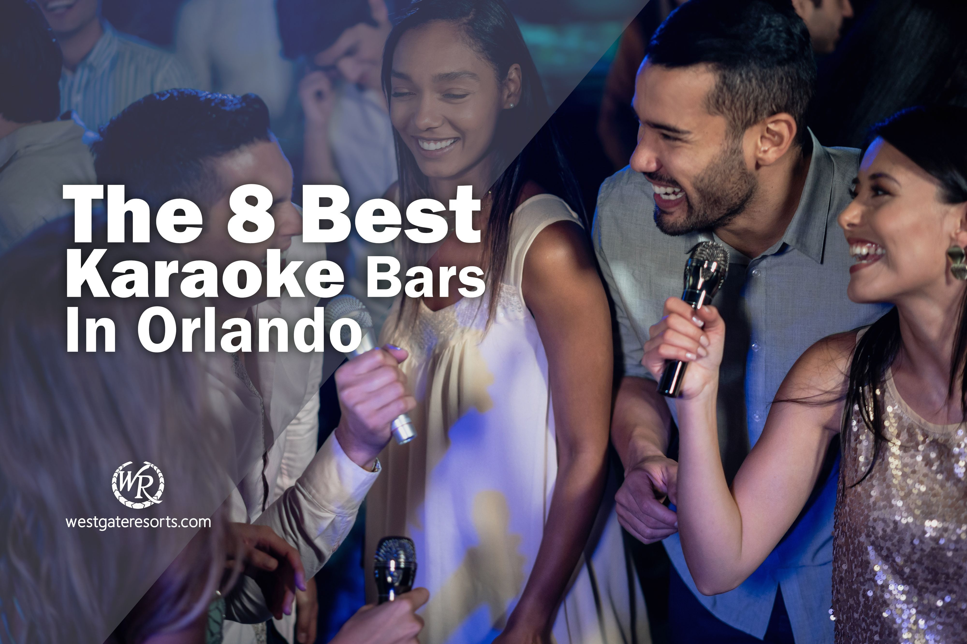 The 8 Best Karaoke Bars Orlando Has to Offer