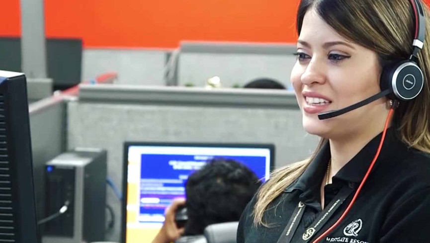 Agent at a Call Center - Westgate Resorts