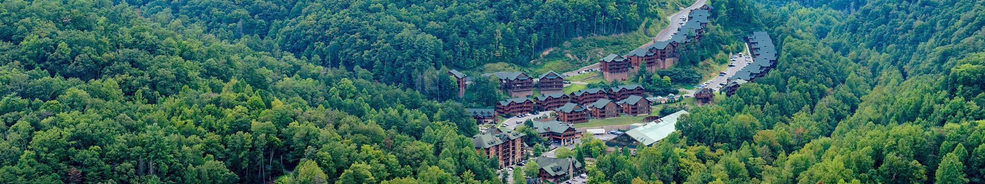 View of the Smoky mountain - Westgate Smoky Mountain