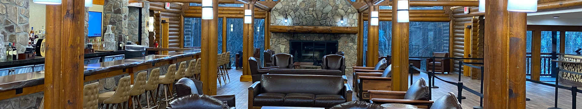 Southern Comfort Lobby - Westgate Smoky Mountain