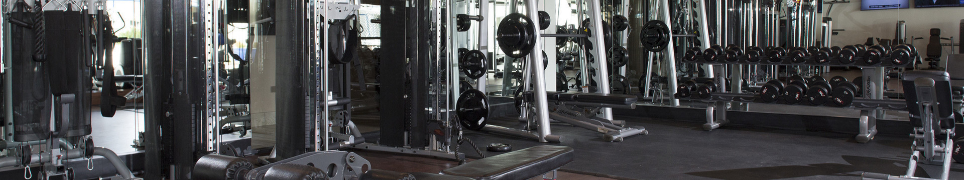 Fitness Center - Westgate Mountain Smoky Resort