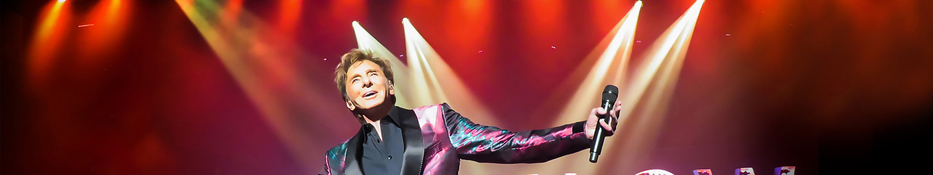 Barry Manilow at our Las Vegas Hotel and Casino | Manilow Las Vegas